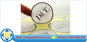 in tem decal giấy đẹp
